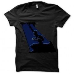 black tee shirt Homer...
