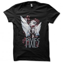 Pixies t-shirt angels and...