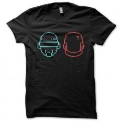 Tee shirt Daft Punk les...