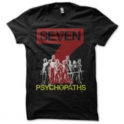 7 psychopaths mix art black...