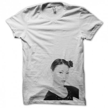 Real Humans Lisette Pagler T-shirt white sublimation
