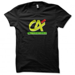 Tee shirt  CA, Le bonheur...