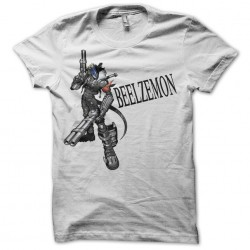 Beelzemon the angel white...