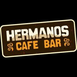 Tee shirt Hermanos bar  restaurant   sublimation