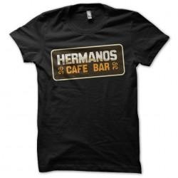 Tee shirt Hermanos bar...