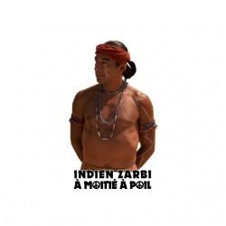 Tee shirt Indien zarbi à...