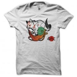 Tee shirt bébé Okami  sublimation