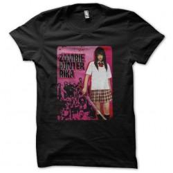 T-shirt Zombie Hunter Rika...