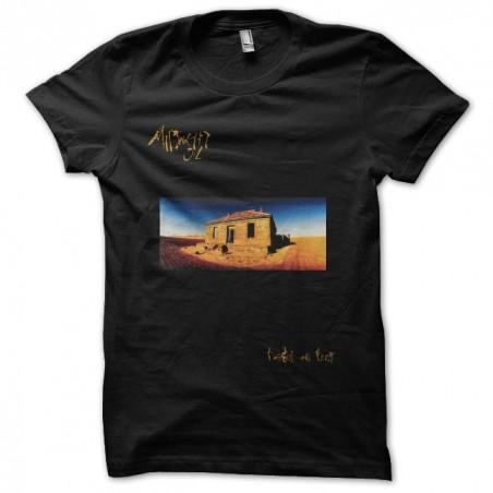 Midnight Oil t-shirt art cover black sublimation