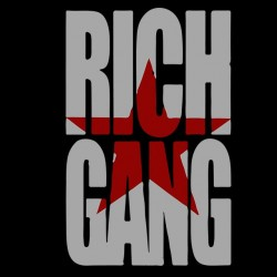 Tee shirt RichGang...