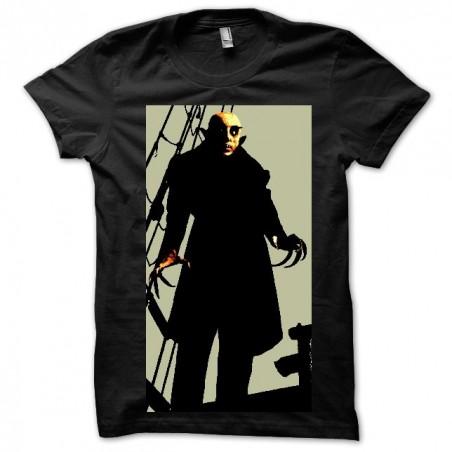 tee shirt Nosferatuedition american black sublimation