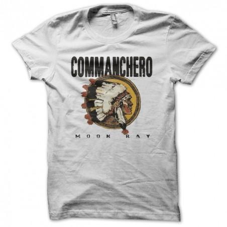 Commanchero Moon Ray T-Shirt white sublimation