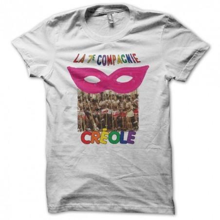 Tee shirt La 7e Compagnie Créole  sublimation