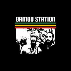 Bambu Station black sublimation t-shirt