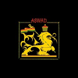Aswad lion t-shirt black...