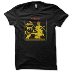 Tee shirt Aswad lion de juda  sublimation
