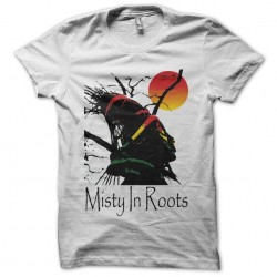 Tee shirt Misty in Roots...