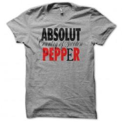 absolut vodka tee shirt...