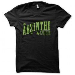tee shirt absinthe parlor  sublimation