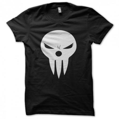 T-shirt shinigami soul eater parody punisher black sublimation