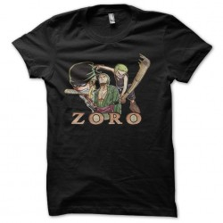T-shirt roronoa zoro one...