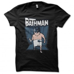 Bathman parody batman black...