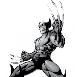 Tee shirt Wolverine...