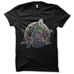 Avenger cosplay t-shirt...
