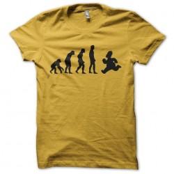 Homer evolution yellow...