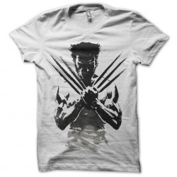tee shirt personnage wolverine 2  sublimation