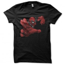 Deadpool comic t-shirt in...