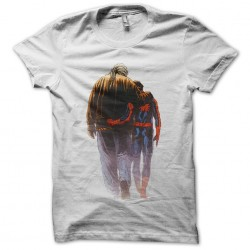 T-shirt parody spiderman...