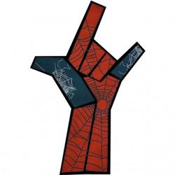 Spiderman spiderman parody t-shirt in white sublimation