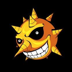 Sun sun in soul eater...