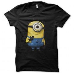 Minion character t-shirt on...