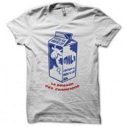 Tee shirt Milx la boisson...