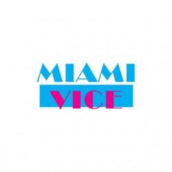 Tee shirt Deux flics à Miami  sublimation