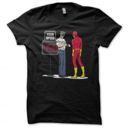 T-shirt speed black...