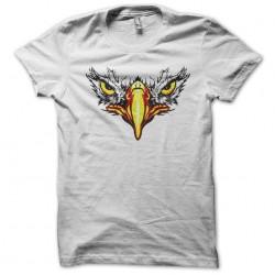 Tee shirt tatouage tête d'aigle  sublimation
