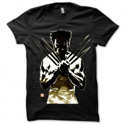 t-shirt character wolverine...