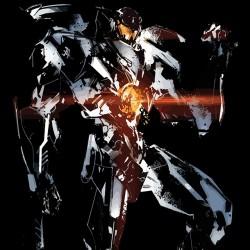 Jaeger robot t-shirt in...
