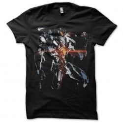 Jaeger robot t-shirt in black sublimation