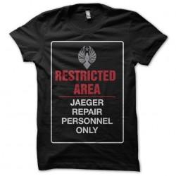 Tee shirt zone interdite...