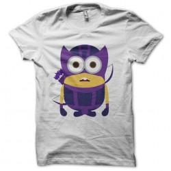 Tee shirt parodie HawkEye...