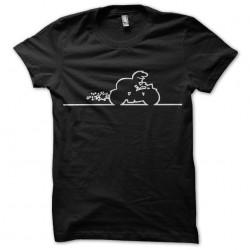 T-shirt La linea biker...