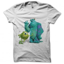 Tee shirt parodie monstres...
