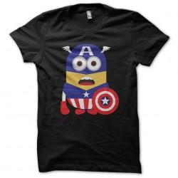 Captain America minions...