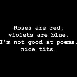 Tee shirt poeme...
