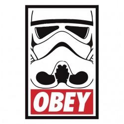 Tee shirt obey parodie...