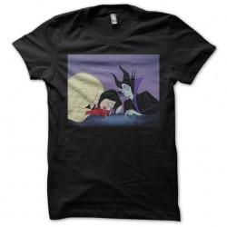 Tee shirt parodie sorciere...